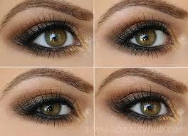 dark eye makeup for hazel eyes 6326