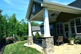 covered patio cost cost of covered patio covered porch covered porch project covered patio cost per