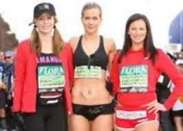 London will be only the second world marathon major to run in 2020. Kate Lawler Runs London Marathon In Pants Metro News