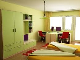 green bedroom furniture compact wall wardrobe with green wooden doors and book case mixed painted platform bedroomcute leather office chair decorative stylish furniture