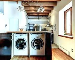 counter depth washer and dryer. Fine Washer Under Counter Washer Dryer And Cabinet  Simple In Kitchen  Intended Depth D