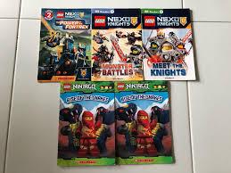 Next knights / ninjago children books, Books & Stationery, Children's Books  on Carousell