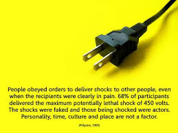 obedience to authority essay the purchasing power of 4 50 at that time amounted to some 14 loaves