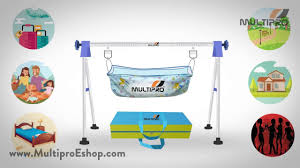 Indian Style Baby Cradle and Swing For New Born Baby Cloth Hammock ...