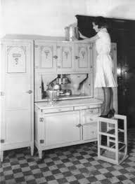 New Hoosier Cabinets for Sale   599 Antique Marsh Hoosier Cabinet ...