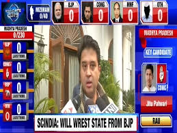 Madhya Pradesh Assembly Election Results Will Form Govt In The State Says Jyotiraditya Scindia