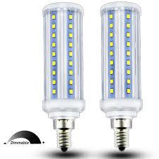 Daylight Candelabra Light Bulbs 3 Way Dimmable T10 Led Candelabra Base Led Bulbs 10w E12 Led