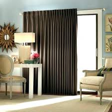 decent patio door blackout curtains n4791665 for sliding glass doors o45 curtains