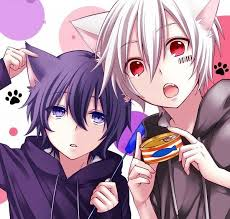anime characters with cat ears. All Characters Should Have Cat Ears The Anime Would Be So Much Better If Possible For To Get Although With
