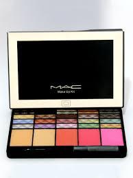 hf mac makeup kit 25 colors