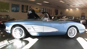 1960 Chevrolet Corvette Roadster for sale with test drive, driving ...