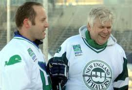 EPISODE #100: WHA Hockey's New England Whalers – With Former Owner Howard  Baldwin — Good Seats Still Available