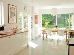 Modern Kitchen Floors Rubber Flooring Freshomecom Inside Decorating