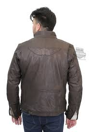 small sizes only harley davidson mens lawlen winged b s distressed