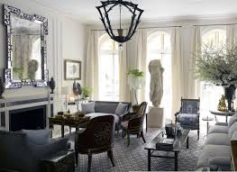 The Living Room Furniture Interior Design By Howard Slatkin Of The Living Room Of The Beaux