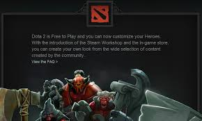 dota 2 is free to play the dota 2 store now open dotameout