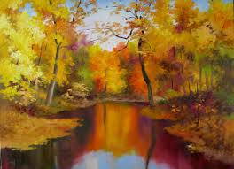 Fall Landscaping Fall Landscape Paintings Autumn Landscape 2 Sold Famous