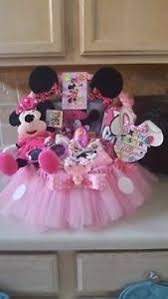 image is loading minnie mickey mouse gift basket made to order
