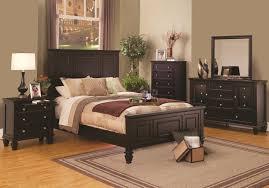white or black furniture. Glenmore Bedroom Collection (Black, Cappucino Or White) White Black Furniture F