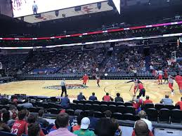 Smoothie King Seating Chart View Smoothie King Center Section 112 New Orleans Pelicans
