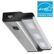 Under Cabinet Led Lighting Dimmable Juno 12 In White Led Dimmable Linkable Under Cabinet Light Ull12