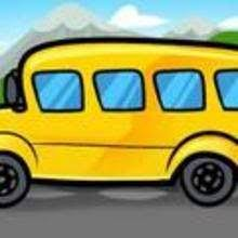 cars drawings for kids.  For How To Draw A Bus For Kids  Drawing Kids Tutorials Step  By And Cars Drawings For