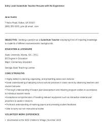 Teacher Resumes Examples Resume Teacher Modern Teacher Resumes Free
