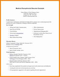 Medical Assistant Example Resume 60 medical assistant resume examples new hope stream wood 12