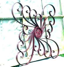 large outdoor metal wall art outdoor extra large outdoor metal wall art