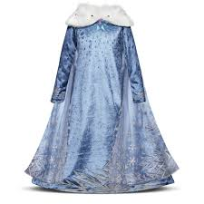 snow princess dress s cosplay party