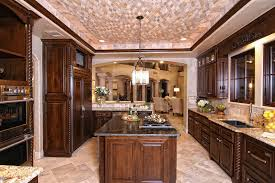 Copper Kitchen Decorations Choosing The Kitchen Decor Themes Tuscan Kitchen Decorations