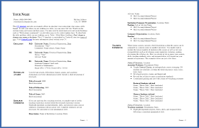 Ø it is not necessary to list publications or presentations on your cv for stop purposes. Free Cv Template Curriculum Vitae Template And Cv Example