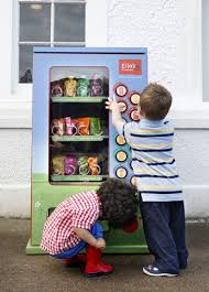Baby Vending Machine Simple First Baby Vending Machine From Ella's Kitchen Romanian Mum Blog