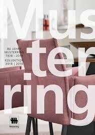 Musterring Katalog 2018 2019 By Perspektive Werbeagentur