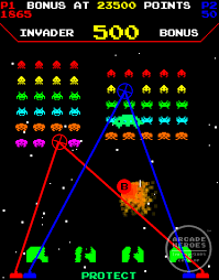 Arcade Heroes Space Invaders Frenzy By Raw Thrills Is Shipping Now - Arcade  Heroes