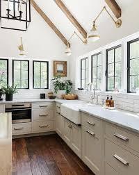Rustic Modern Farmhouse Kitchen Design Ideas Maison De Pax Rustic