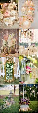 Vintage Wedding Decor 36 Shabby Chic Vintage Wedding Ideas Deer Pearl Flowers