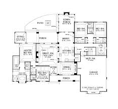 Unique Floor Plans For Small Homes  Home ACTOpen Floor Plans For One Story Homes
