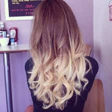blonde dye tips pictures photos and