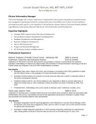 Sample Resume Objectives For Respiratory Therapist New Respiratory