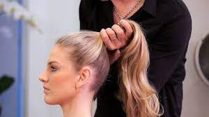 Long Hairstyle Images how to do a high ponytail long hairstyles youtube 3802 by stevesalt.us