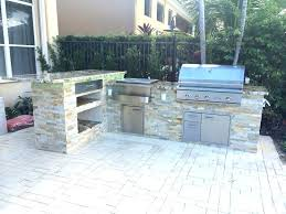 view in gallery modern outdoor bar stone bbq kits wet design ideas