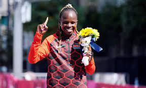 أولمبياد طوكيو: ذهبية ماراثون السيدات لكينيا