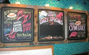 Restaurant Chalkboards Chalkboard Signs The Window Goddess Professional Sign