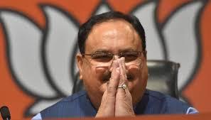 Karnataka Govt Fell On Its Own Says Bjps Working President Jp