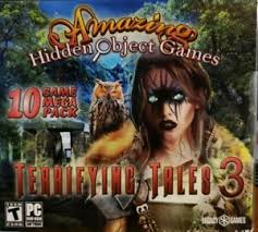 The daily hidden object game challenges you daily, is completely free and you can play any of the previous 7 days scenes. Terrifying Tales 3 Amazing Hidden Object Games 10 Game Mega Pack Pc Game 2017 Ebay