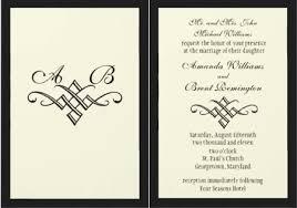 Traditional Wedding Invitation Traditional Wedding Invitation Wording How To Write
