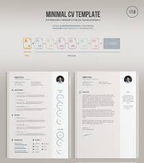 Cv Template Free Download 75 Best Free Resume Templates Of 2018