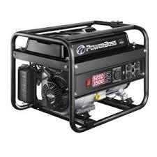 PowerBoss 2,500-Watt Gasoline Powered Recoil Start Portable ...