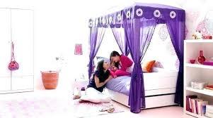 purple canopy bed curtains – joomla-security.com